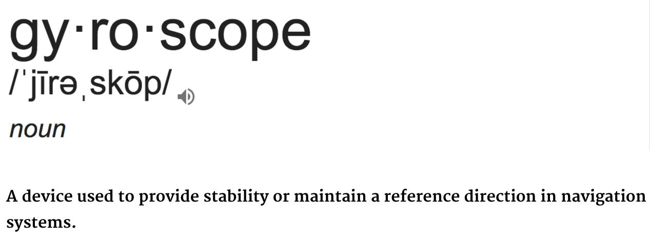 gyroscope 2