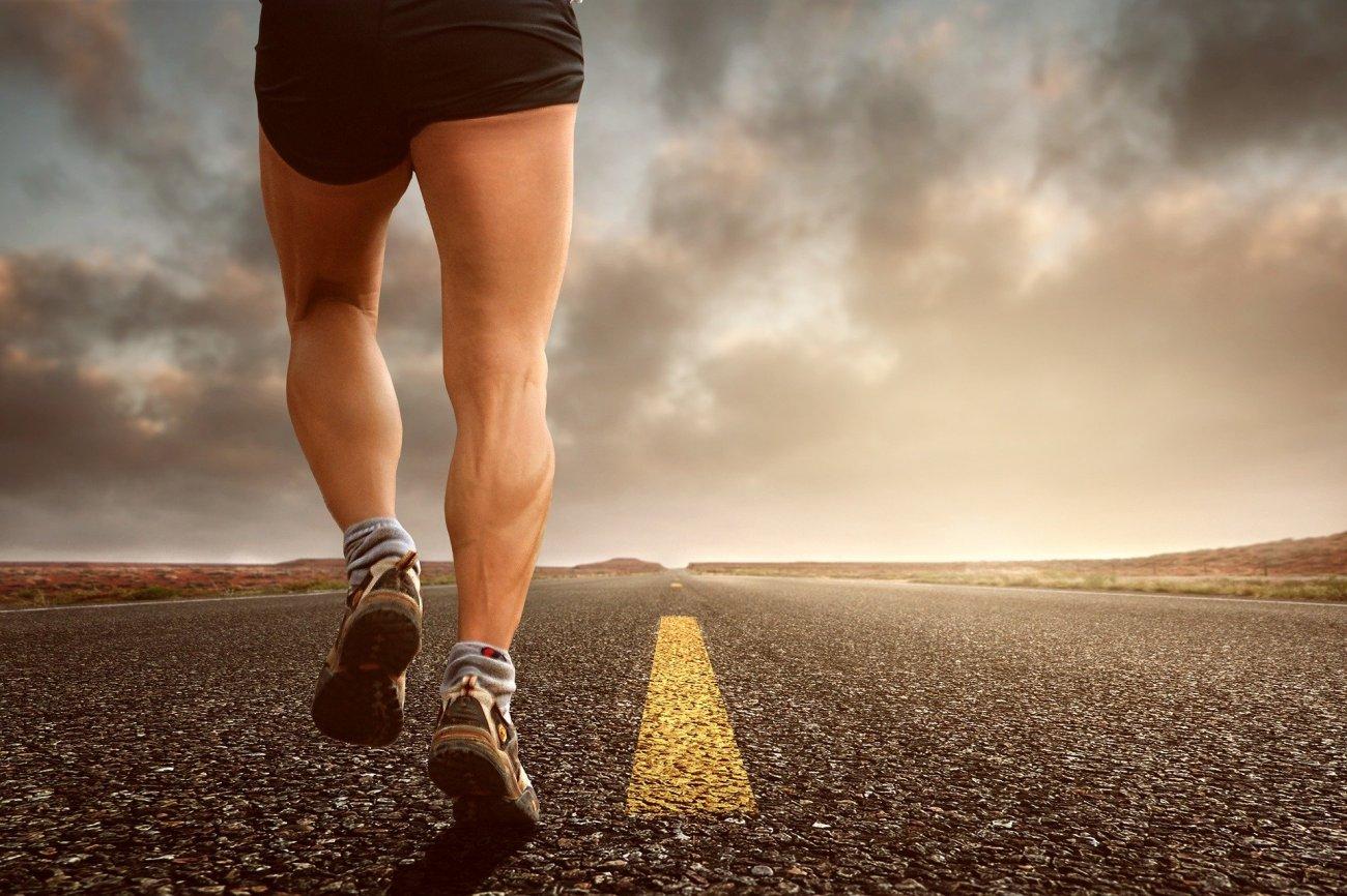 Jogging Achilles