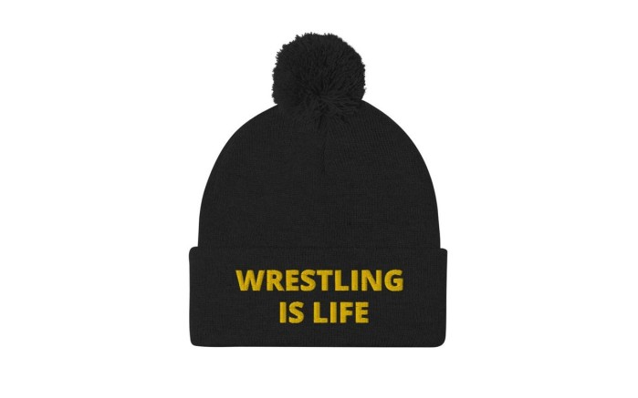 Wrestling is Life Hat 1200x628 Template Shopify Facebook2